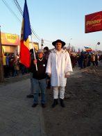 Marsul Unirii Alba Iulia - Antal Francisc, Florin Bojor