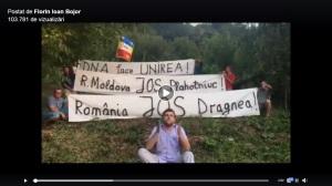 Unire proteste impotriva coruptiei - R. Moldova si Romania