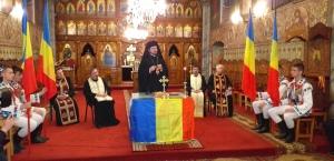 Bistriţa Unirea cu Basarabia e vie prin PS Veniamin Goreanu