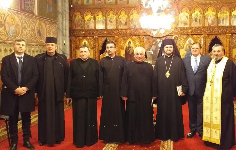 Ziua Unirii Basarabiei la Bistrita