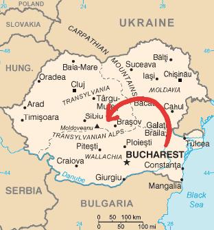 Schimbarea Capitalei României